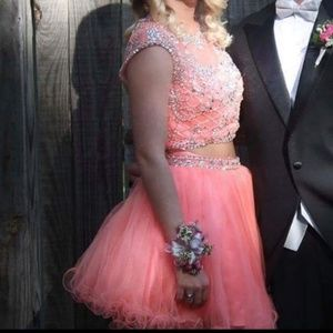 Dresses & Skirts - Two piece short pagent/prom or special event dress
